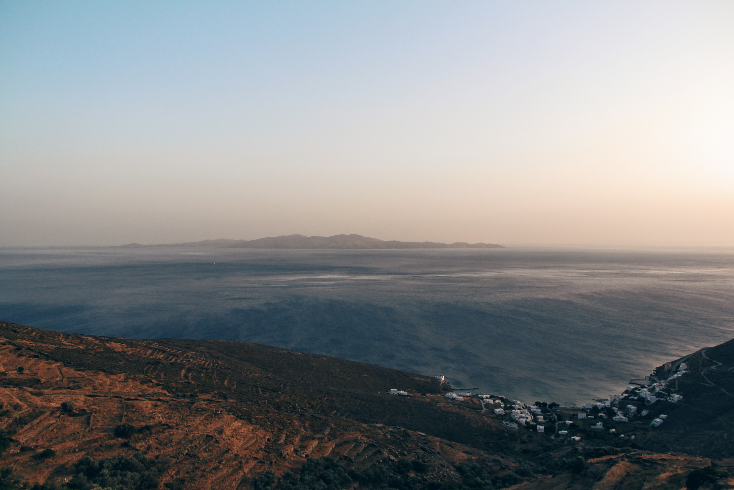 The Weekly Getaway: mountain trails and culinary treats in Tinos