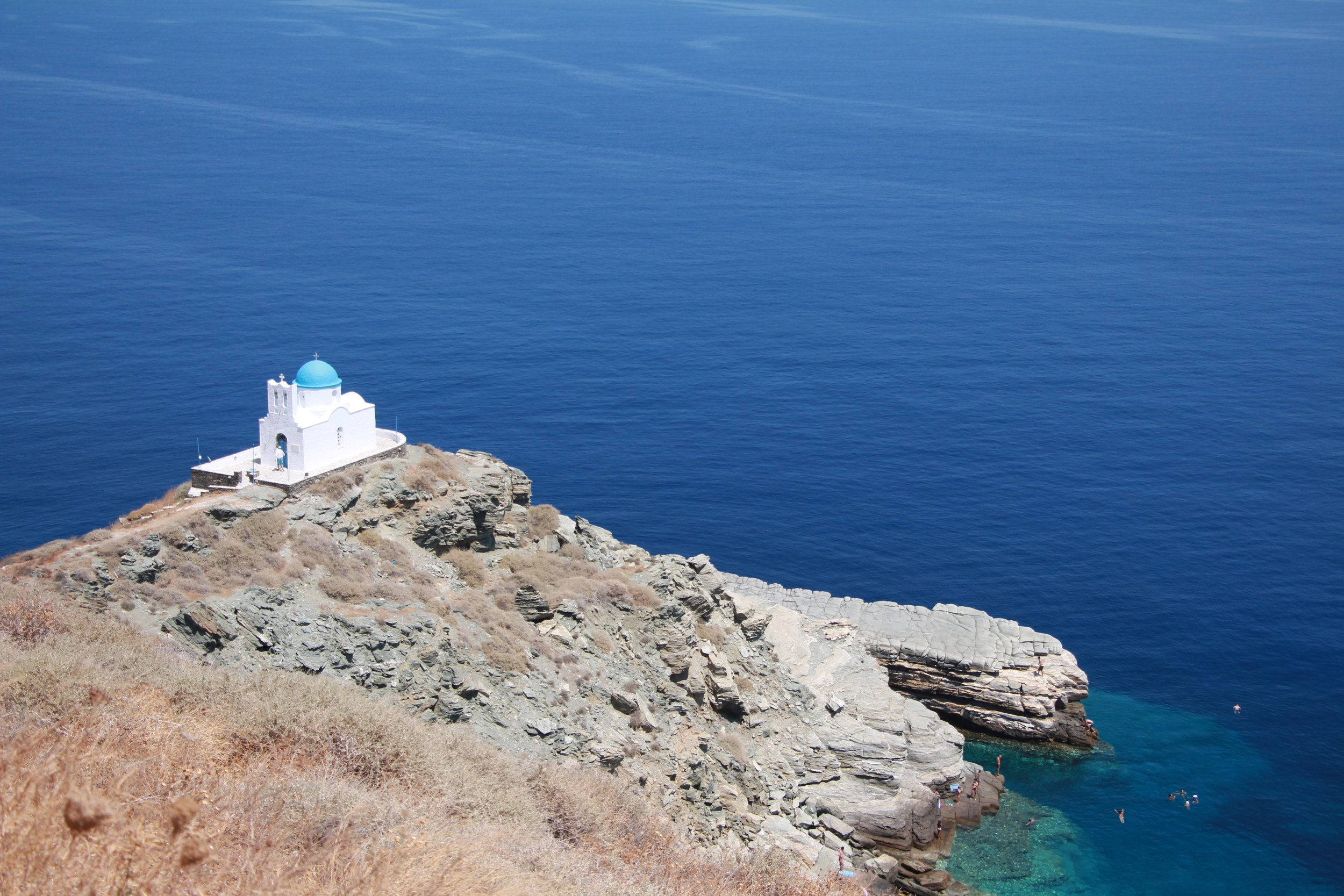 The Weekly Getaway: effortless yet charming architecture in Sifnos