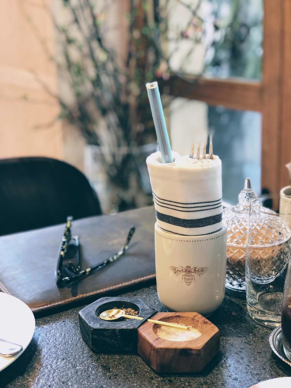 Travel Food People - Queen Bee, Athens