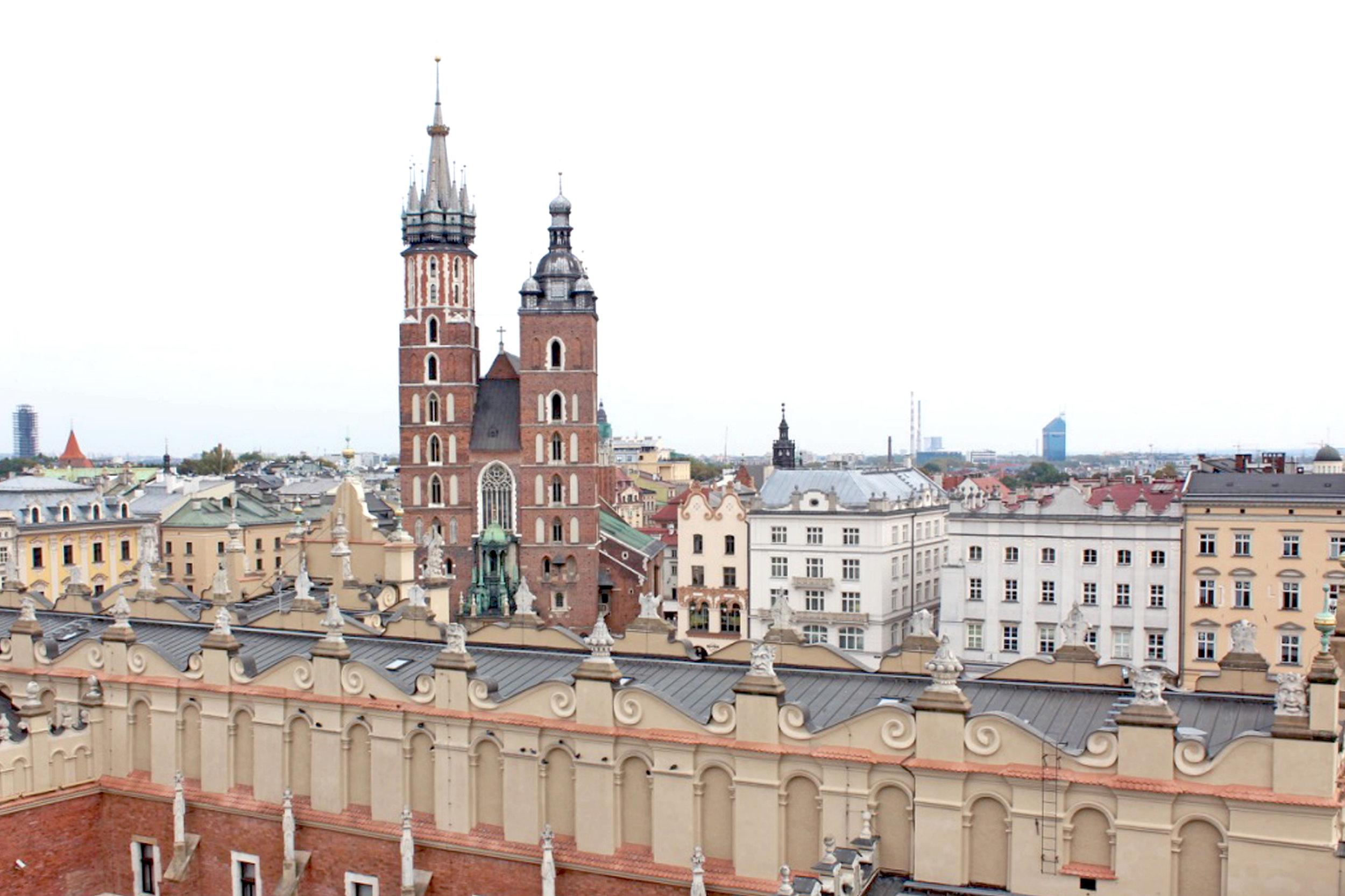 Krakow - Auschwitz: a weekend to world history