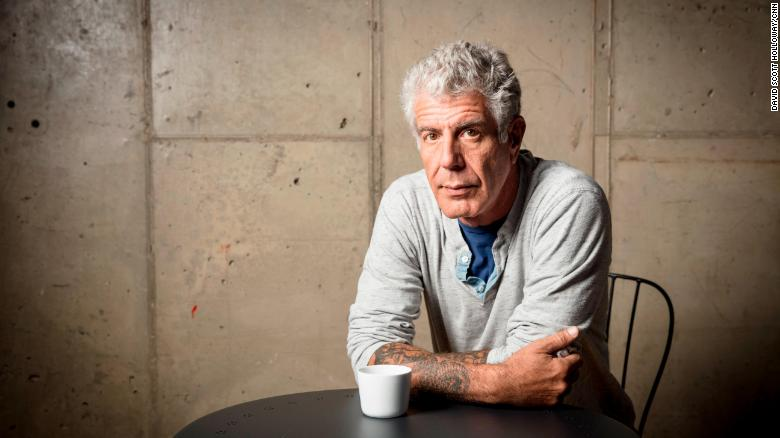 News: Anthony Bourdain's Favorite New Jersey Spots May Become an Official Food Trail