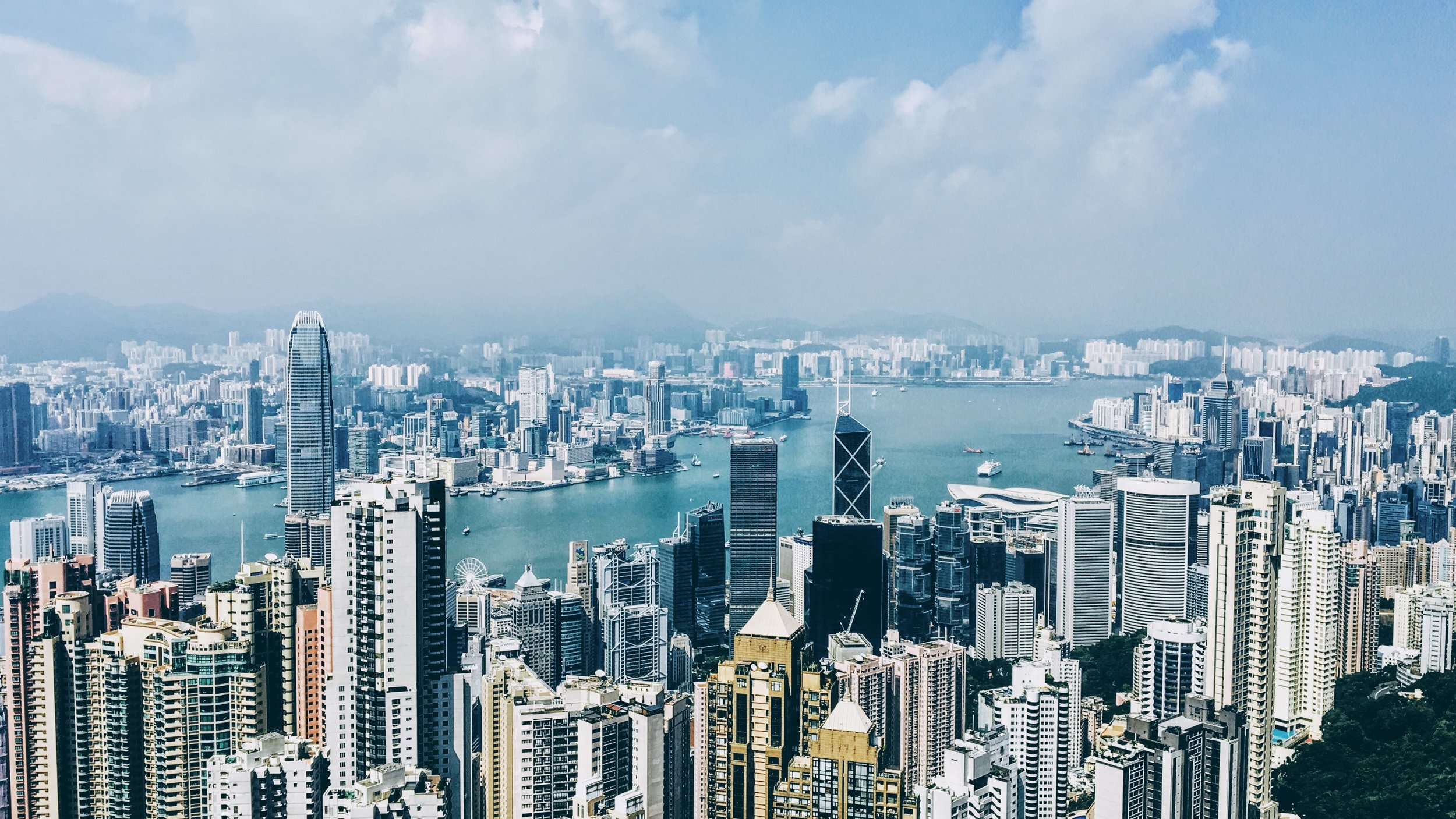 The Weekly Getaway: vibrant urban spaces, tropical islands and global flavours in Hong Kong