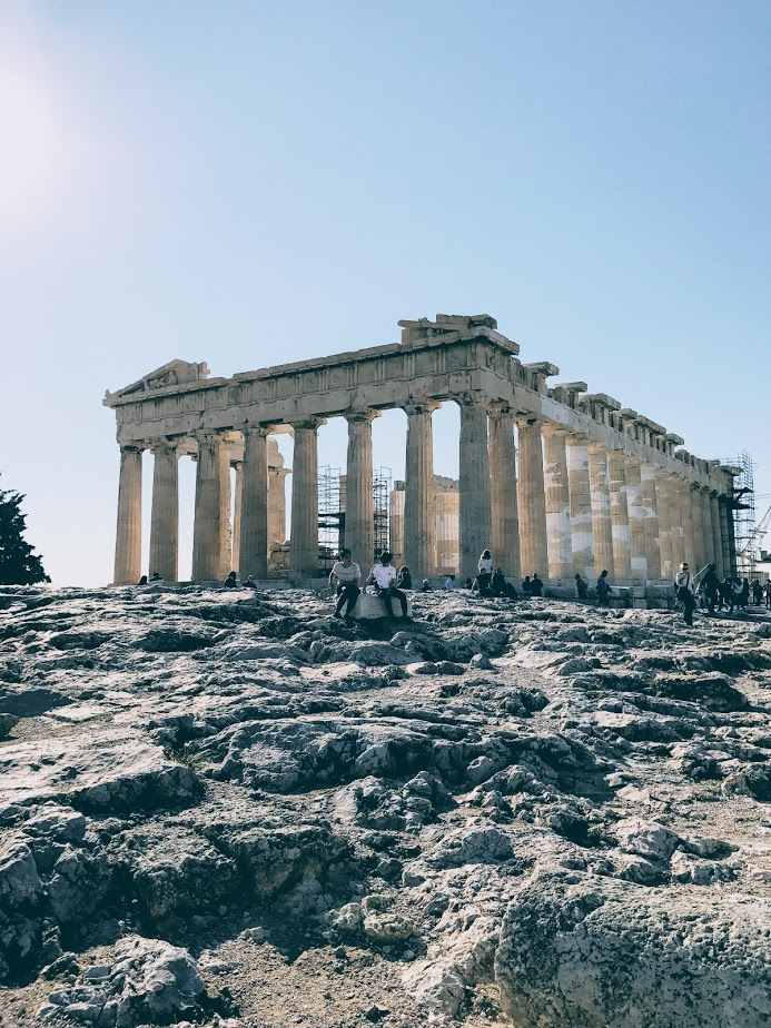 Travel Food People - Parthenon, Athens
