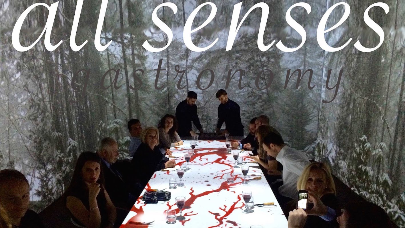 Athens: a captivating eating experience at All Senses Gastronomy