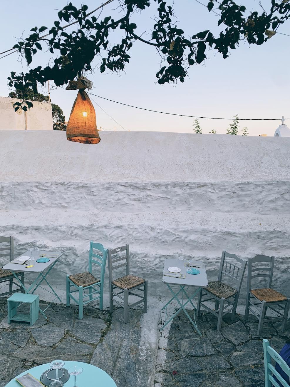Travel Food People - Apospero, Amorgos