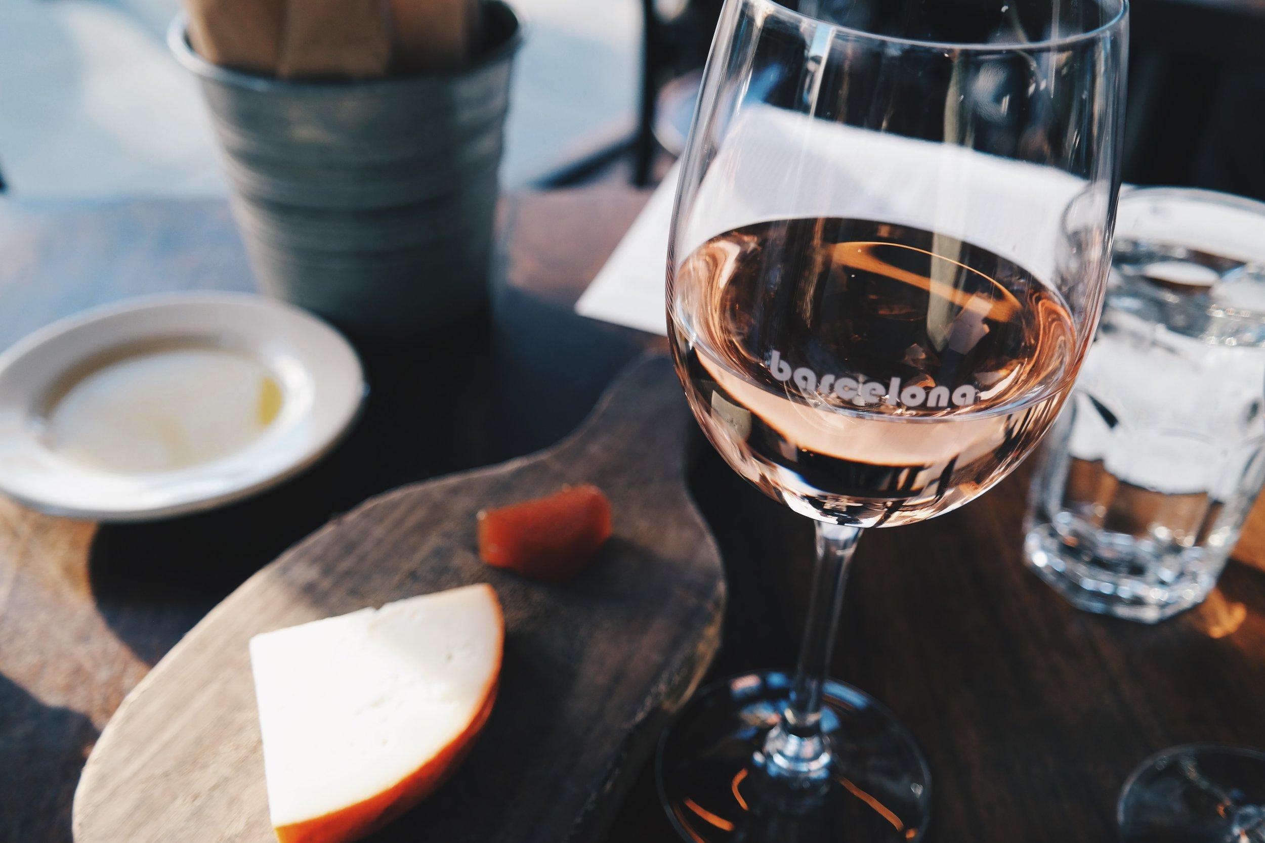 Washington DC: Late night cravings at Barcelona Wine Bar