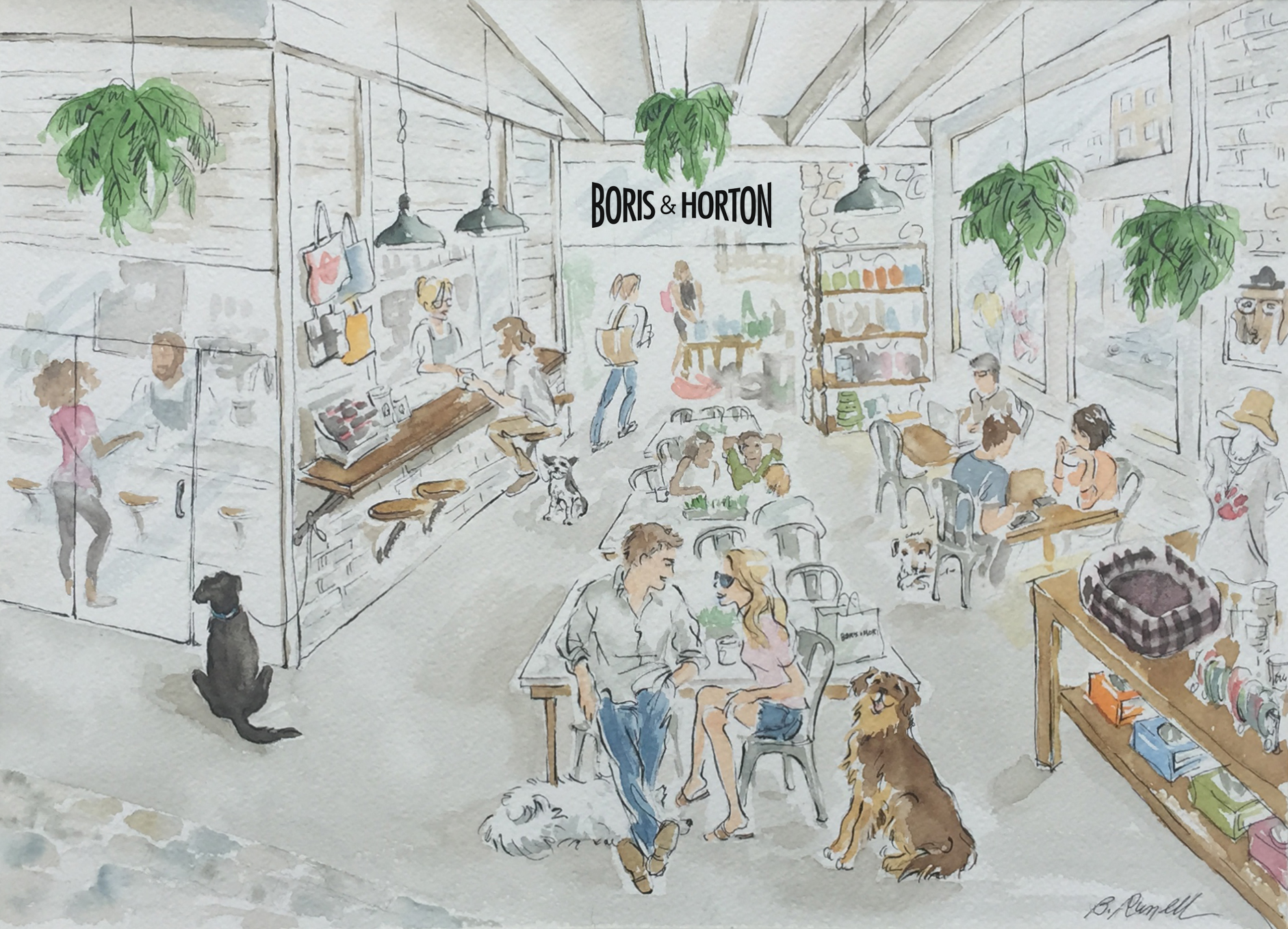 News: NYC finally getting its first ever dog café