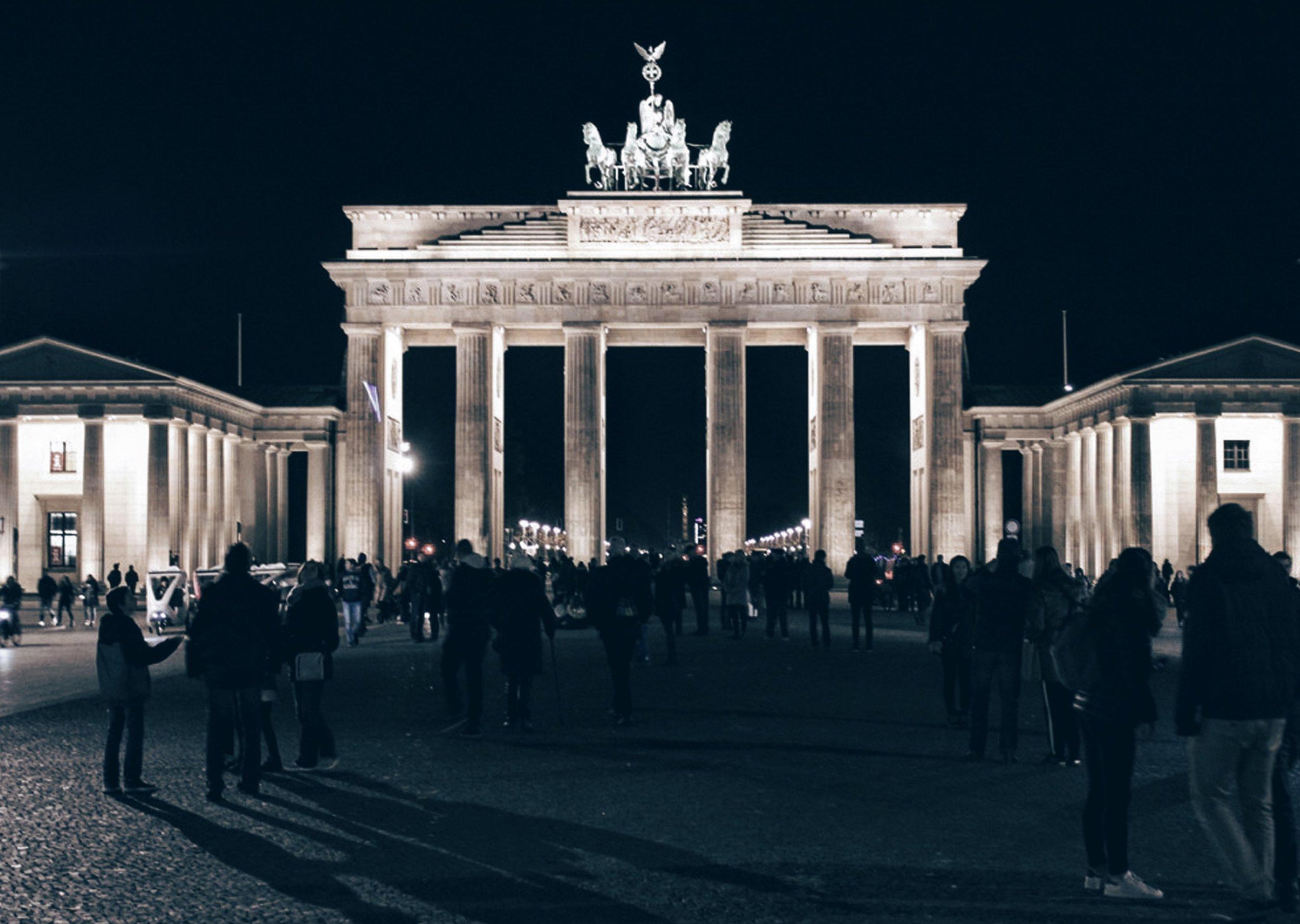 The Weekly Getaway: Ich bin ein Berliner