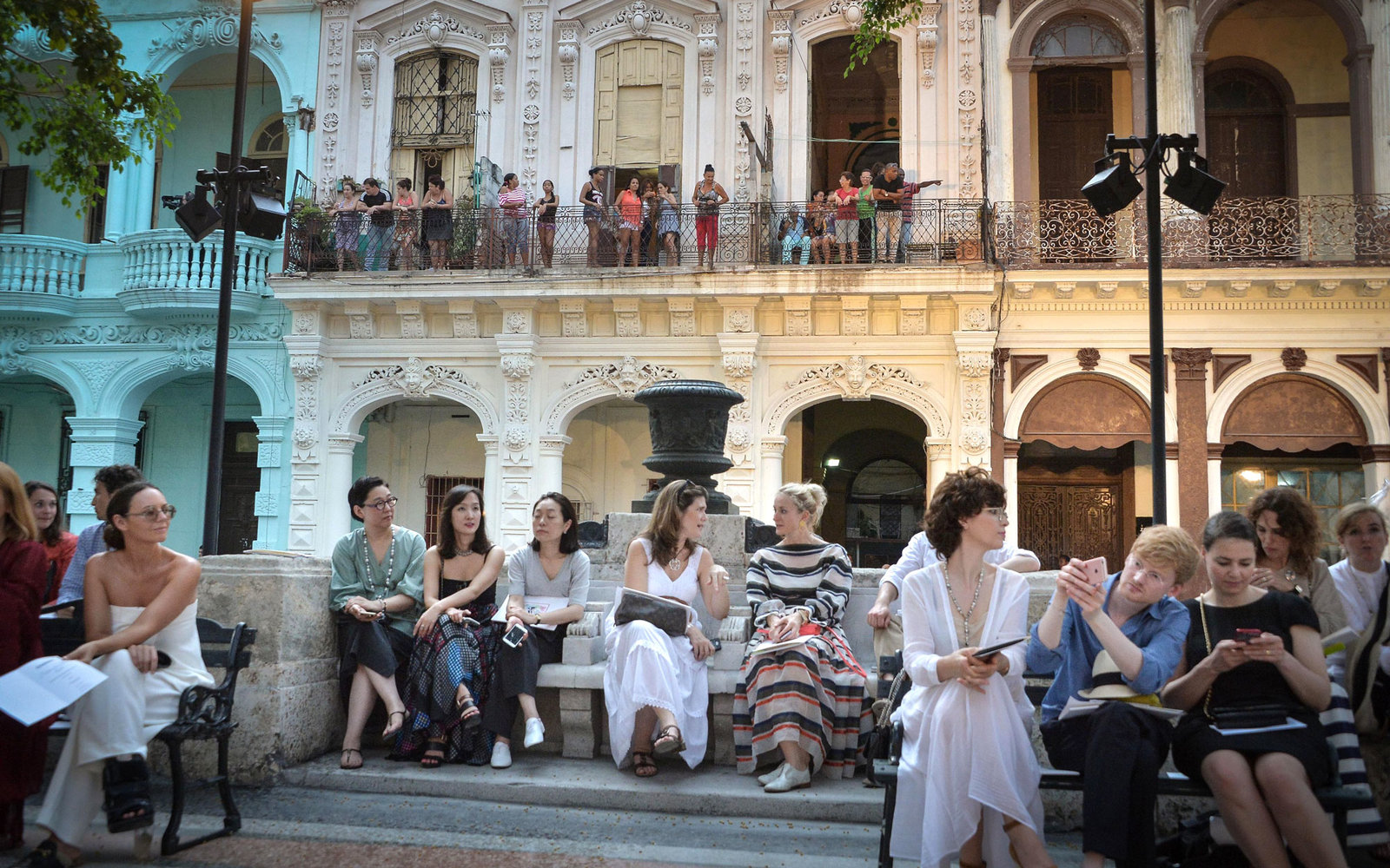 News: Chanel Gives Cuba its First Major Fashion Show