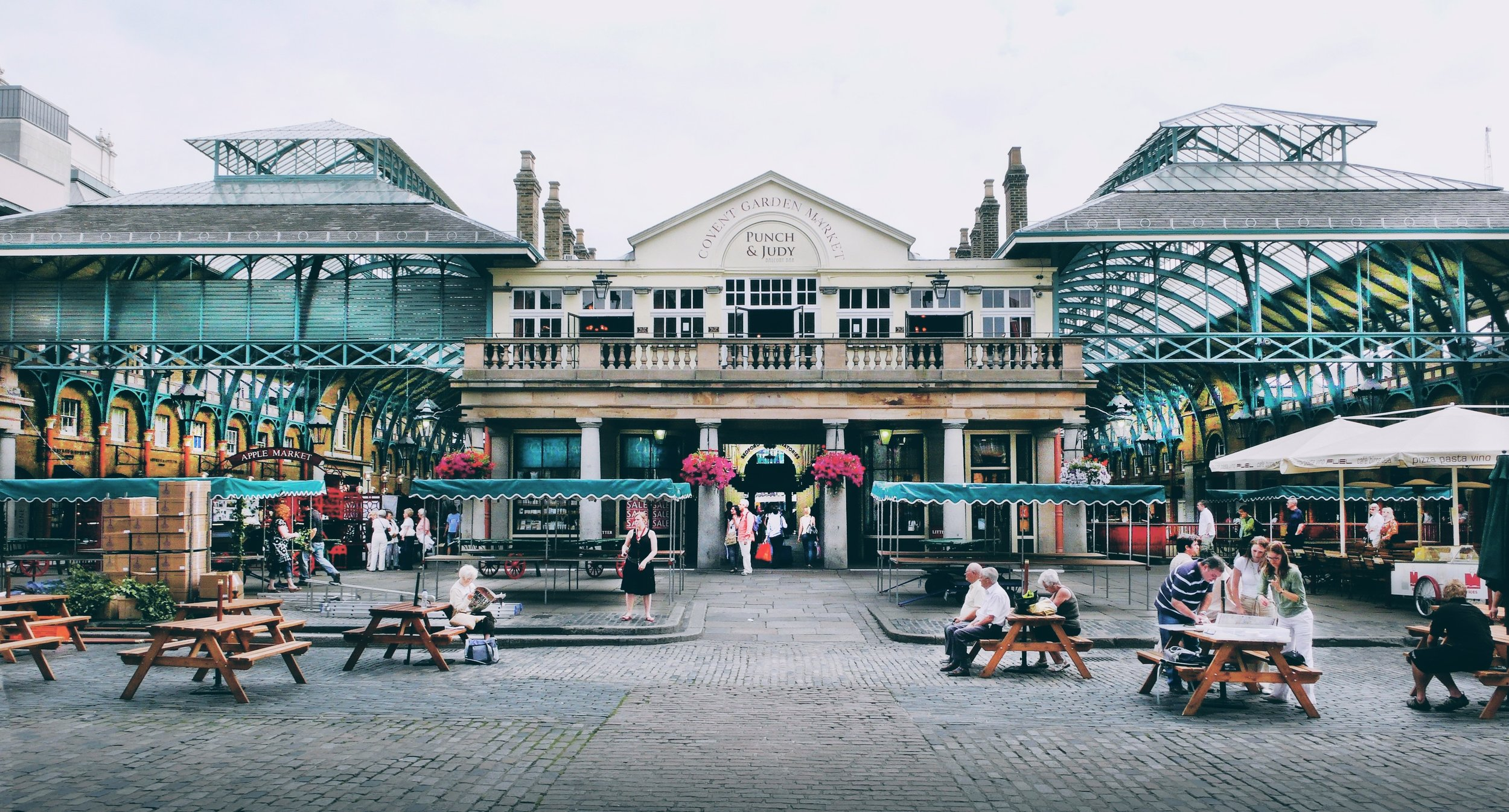 Neighbourhoods: where to eat in Covent Garden - expect queues, avoid tourist traps