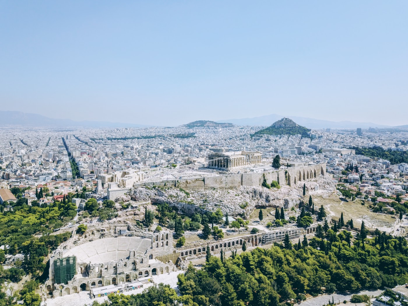 News: Athens named emerging cultural city of the world