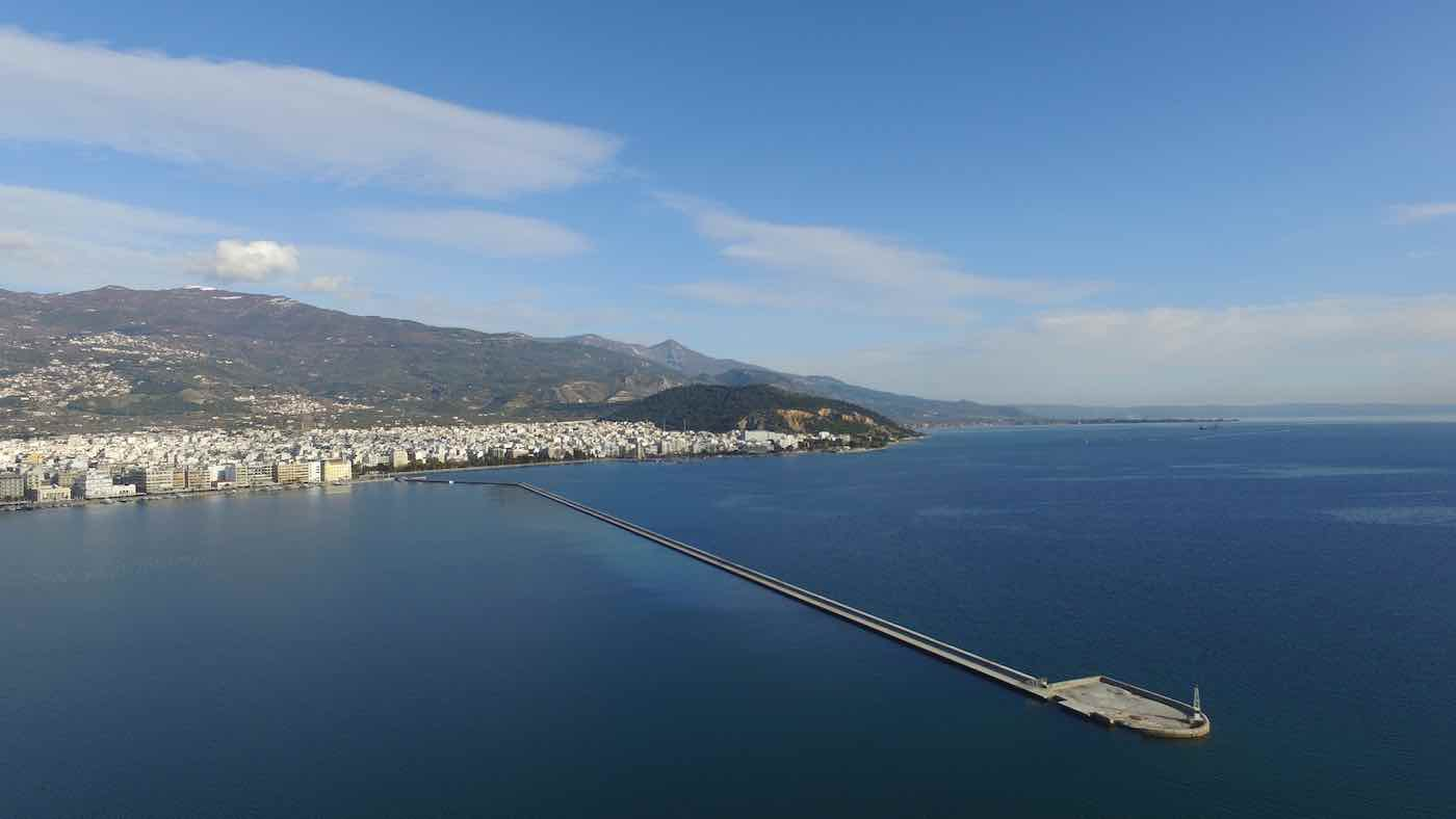 The Weekly Getaway: seaside meze with a mountainous backdrop in Volos