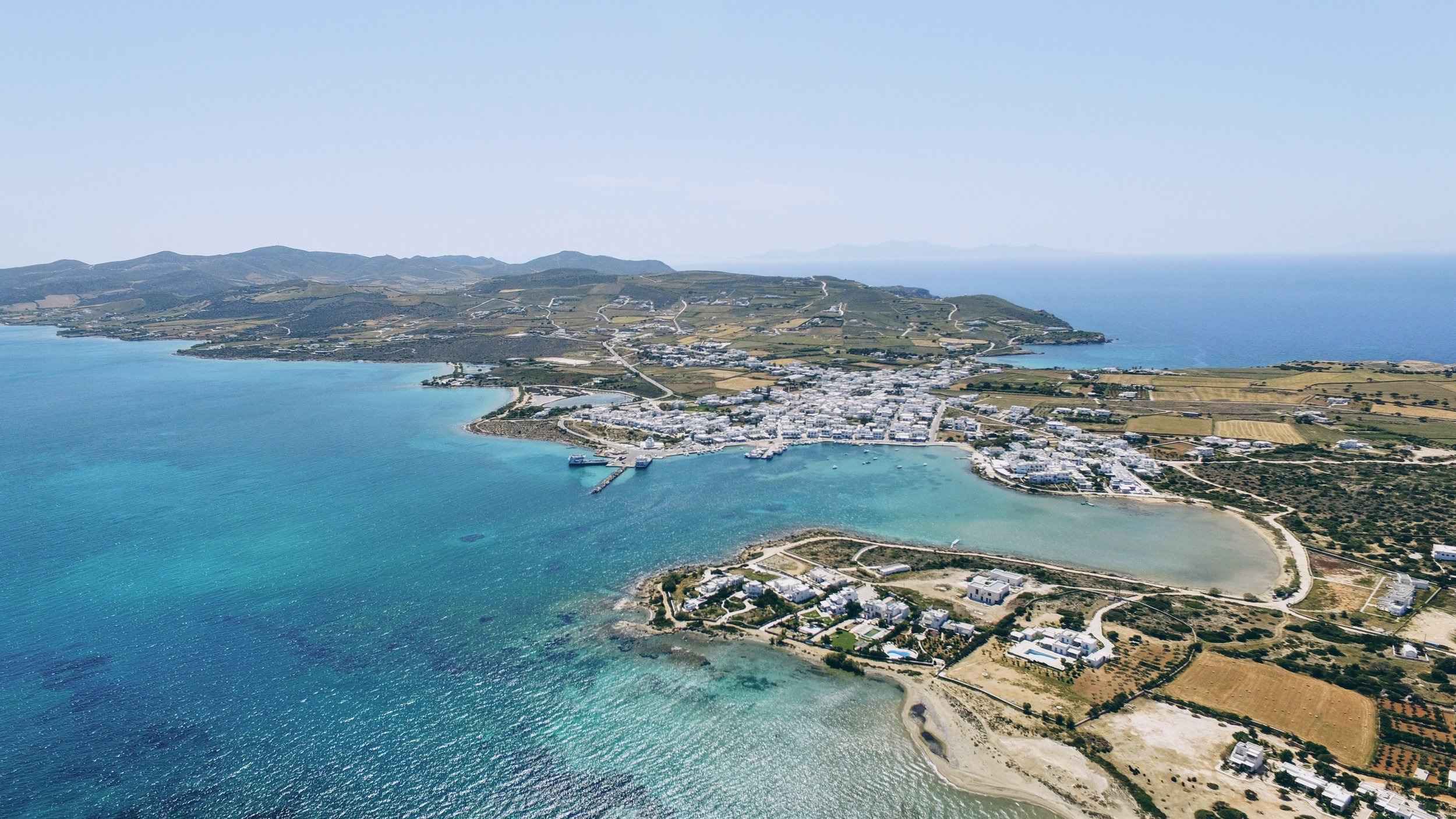 The Weekly Getaway: balancing between mellow days and posh vibrant nights in Antiparos