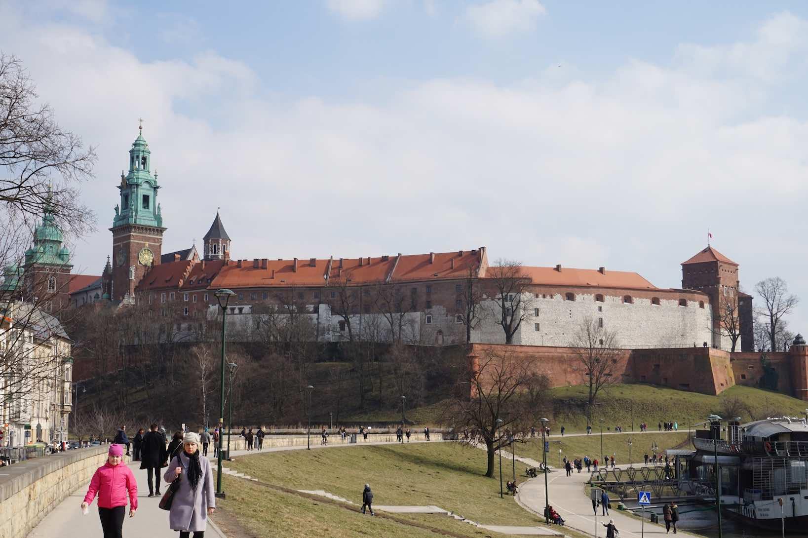 The Weekly Getaway: dancing in beautiful Krakow