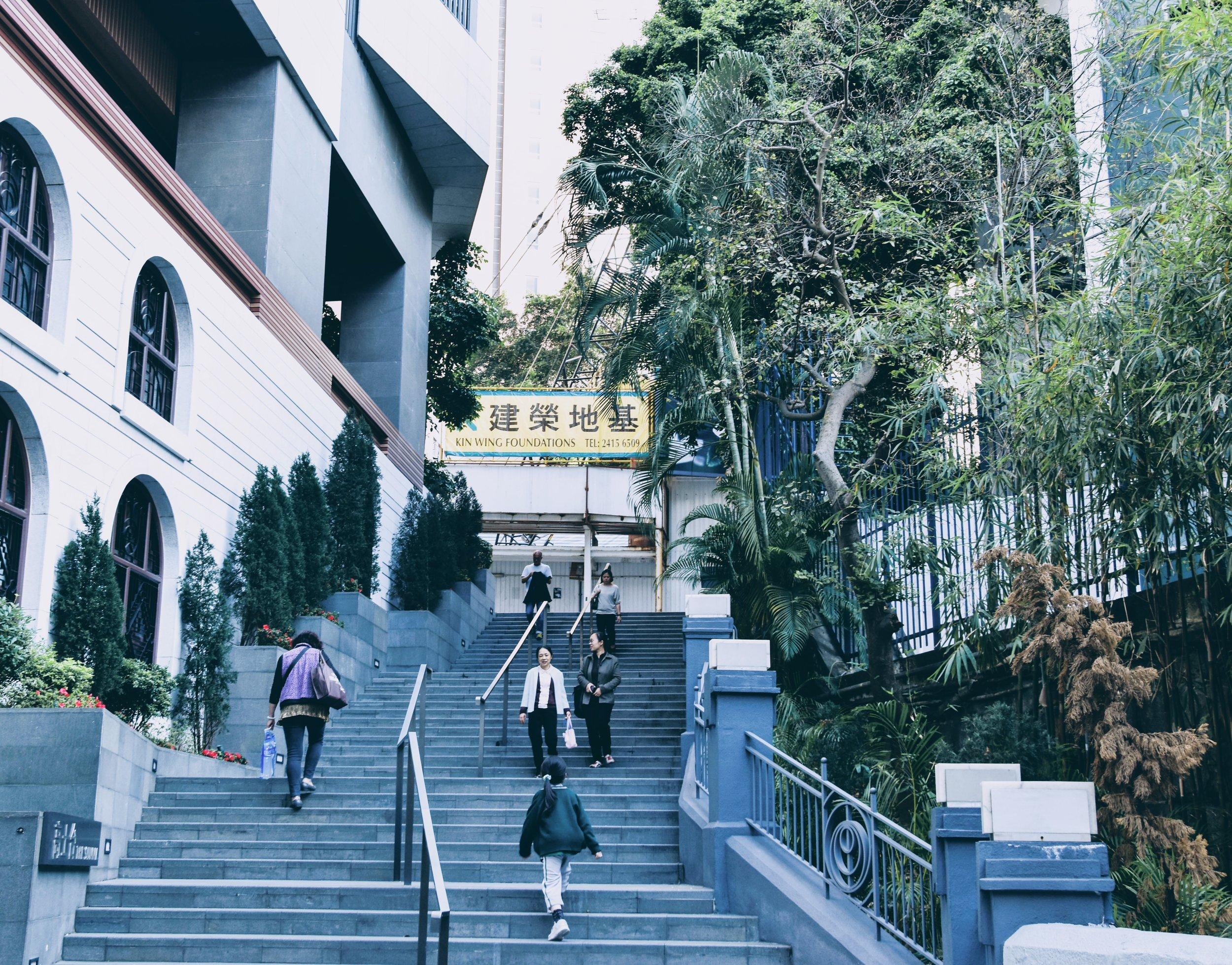 Neighborhoods: Sai Ying Pung, inside Hong Kong's hip and cool urban area