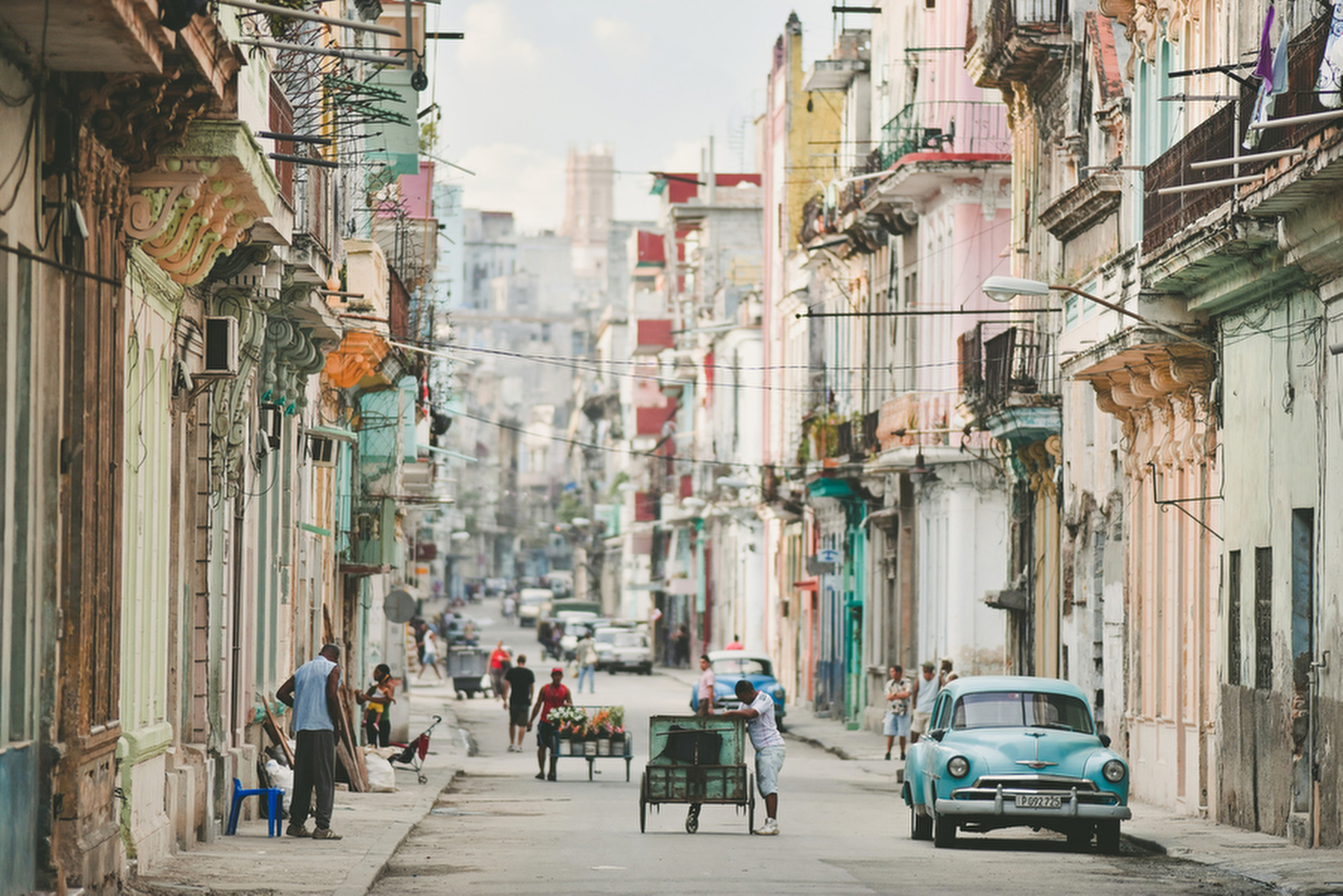 Photojournal: a rustic colonial feel in the streets of Cuba
