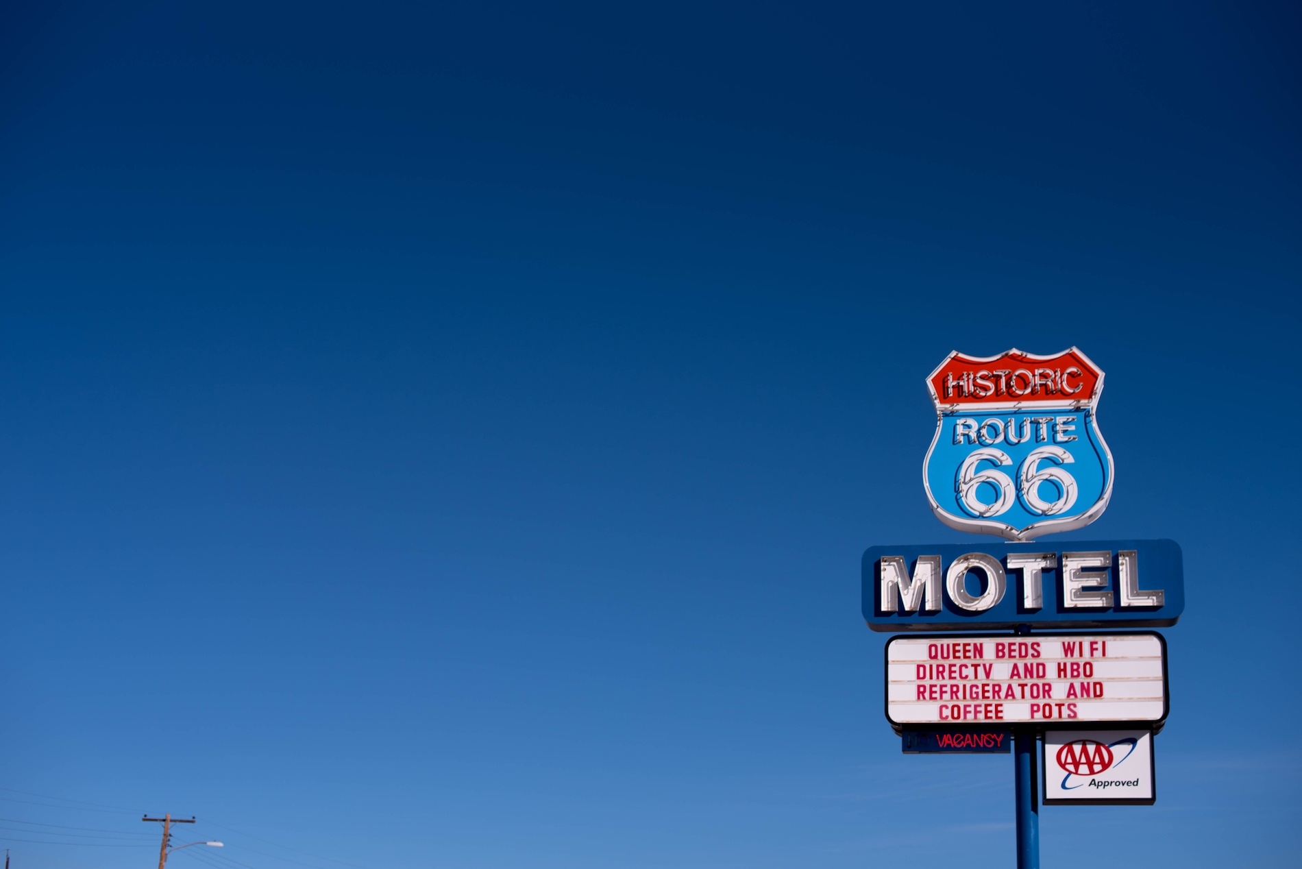 Photojournal: get your kicks on Route 66