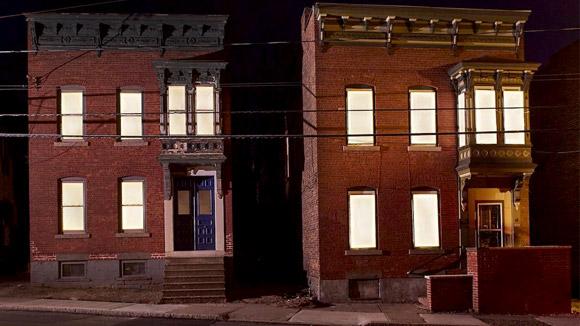 News: Illuminating Vacant Buildings in Upstate NY