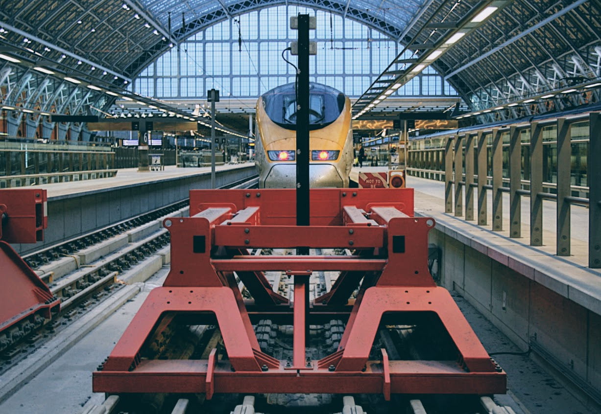 News: London to Amsterdam now on the Eurostar