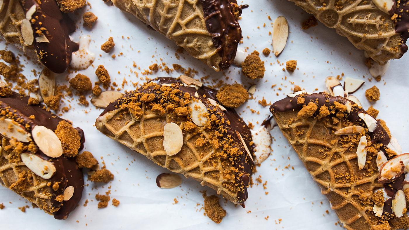 Recipe: Homemade Choco Taco®-Inspired Treat