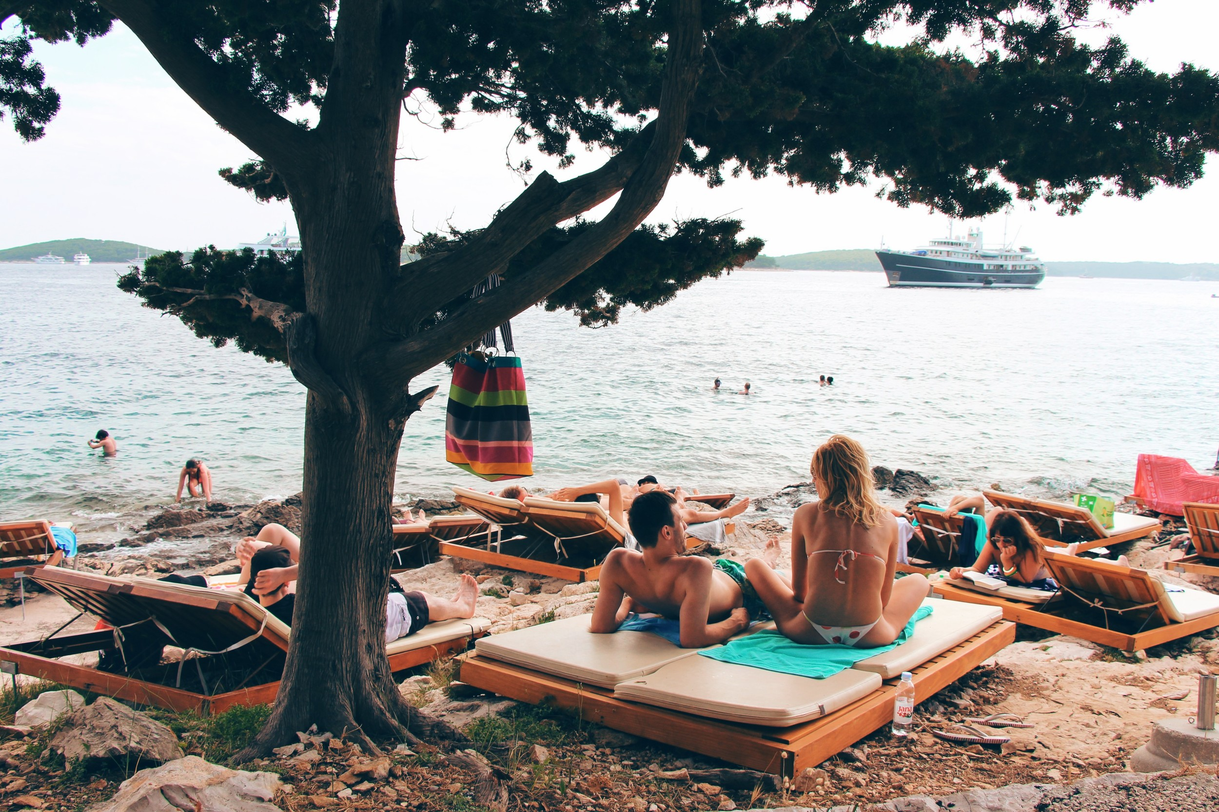 The Weekly Getaway: beachside fun in Hvar