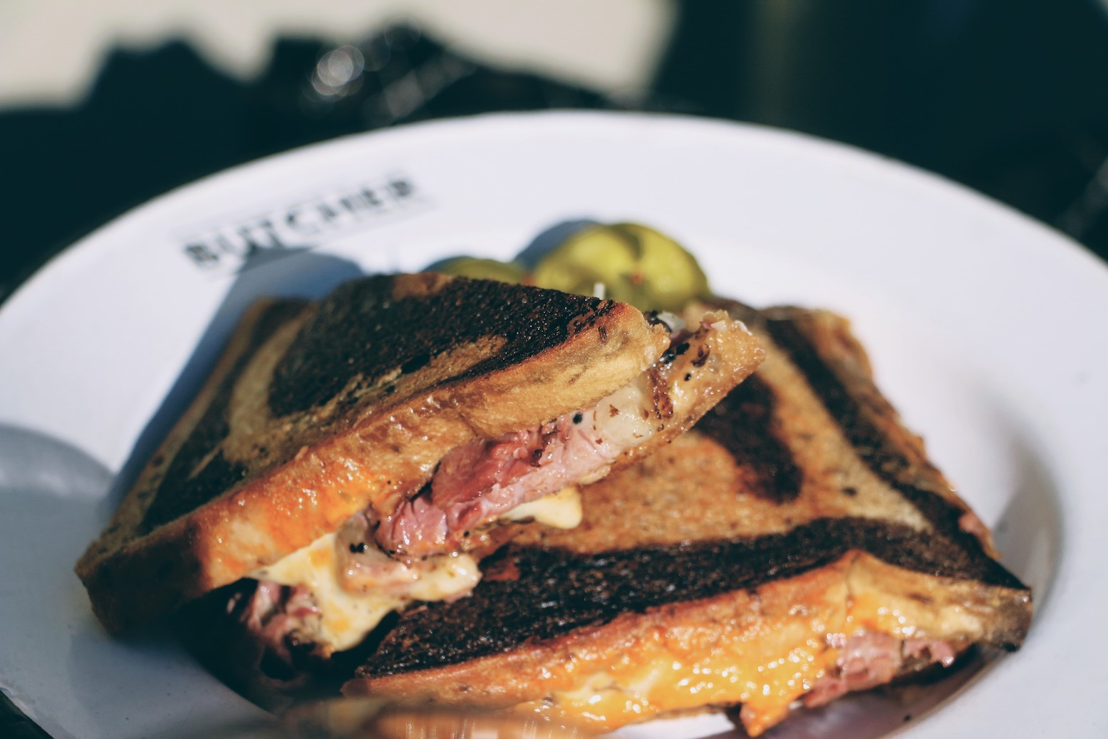 New Orleans: ridiculously delicious American sandwiches at Cochon Butcher