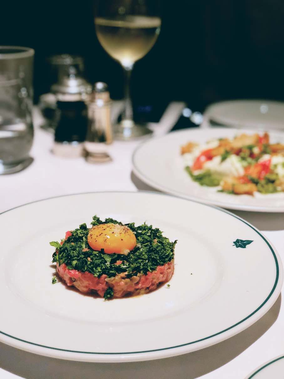 Dublin: a buzzing vibe and colorful ambience at The Ivy