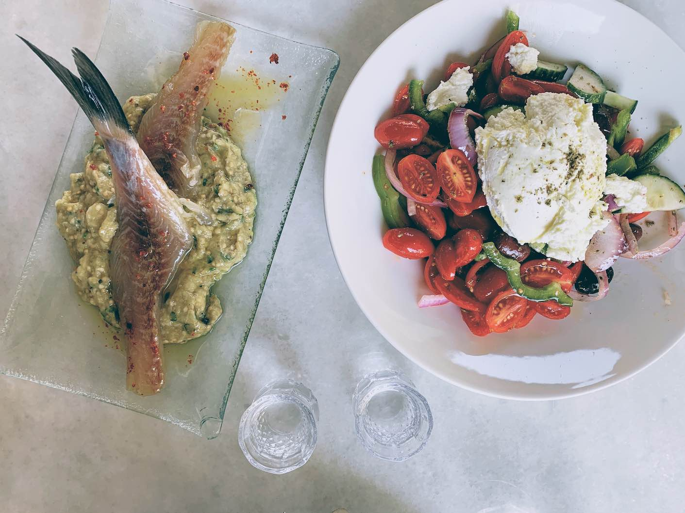 Athens: ultra hip, budget and creative cuisine at FITA