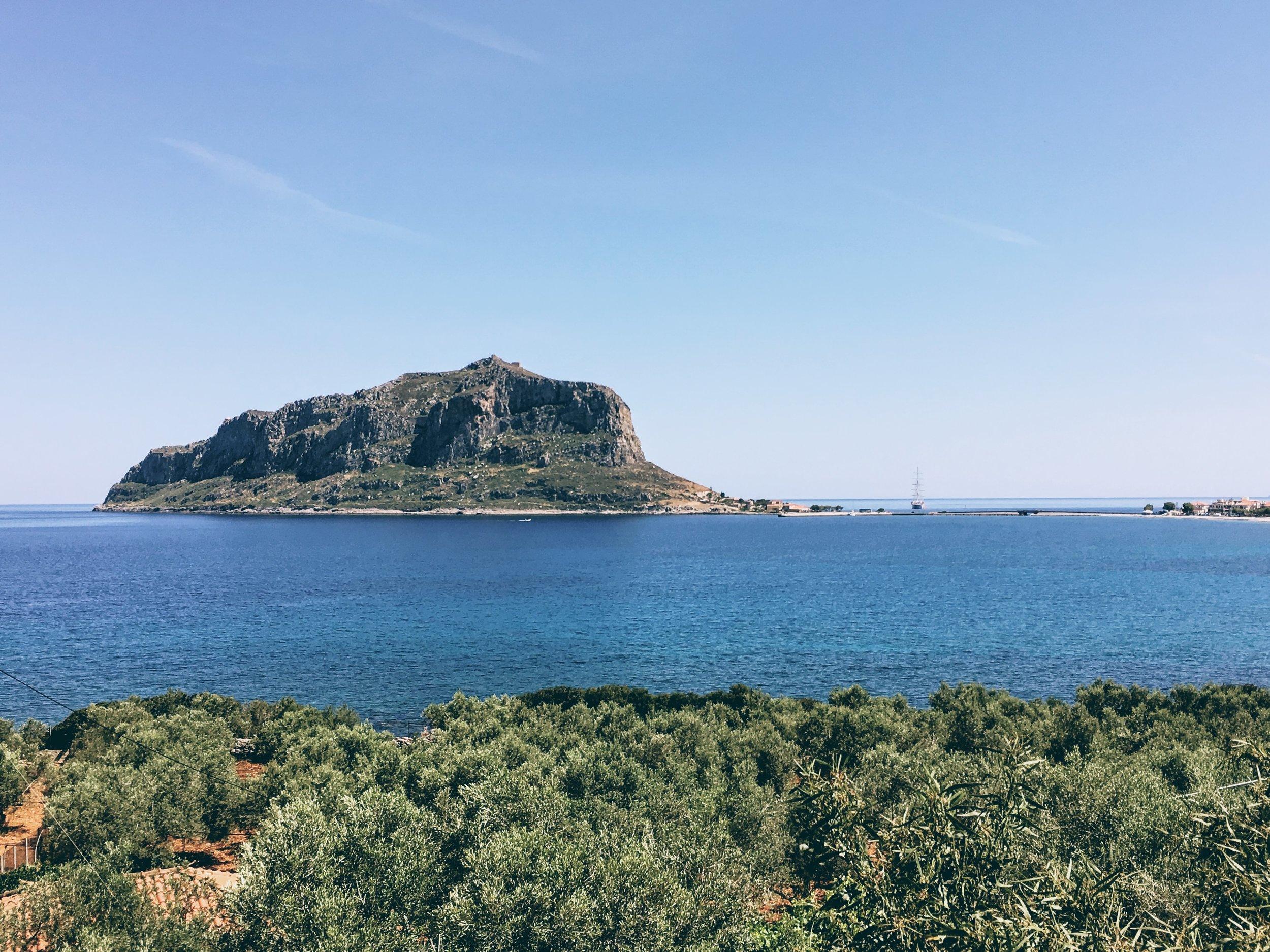 The Weekly Getaway: traveling back in time in Monemvasia