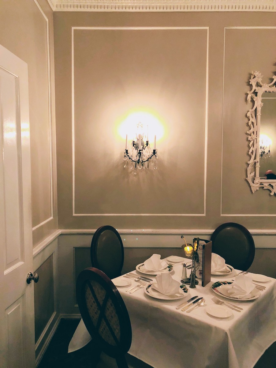 New Orleans: grandoise Creole dining at Commander's Palace