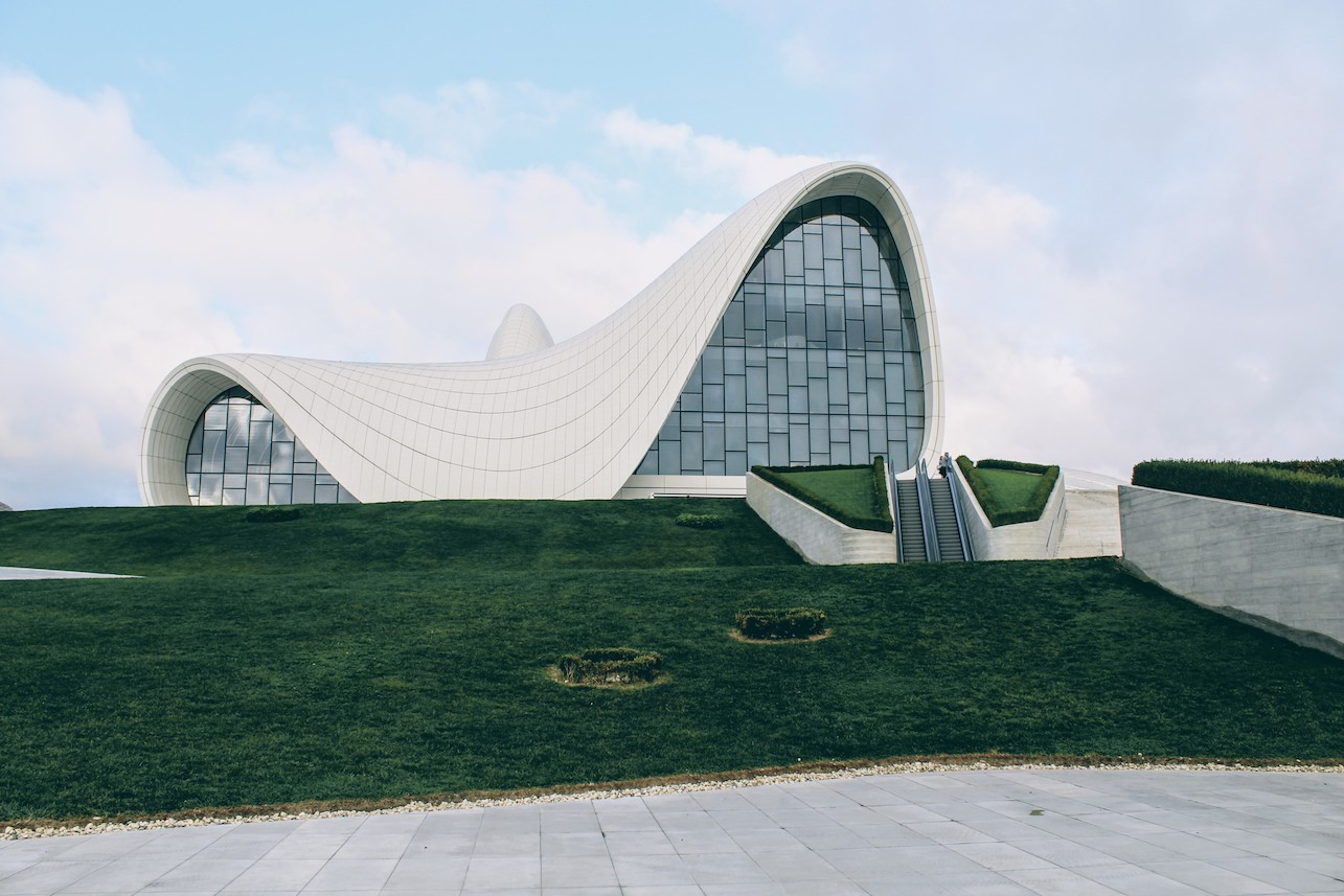 The Weekly Getaway: Exploring Baku