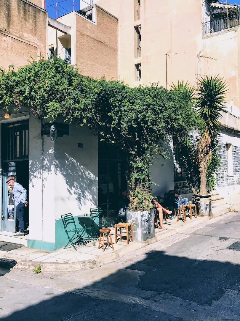 Neighbourhoods: the rough, homey and beautiful world of Metaxourgio