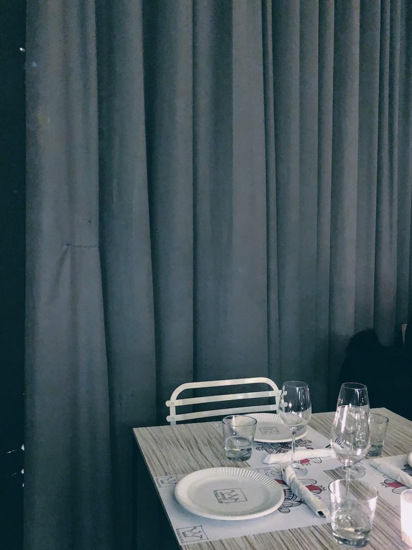 Athens: dimly-lit warehouse wine and dine at The Se Kano Vasilissa