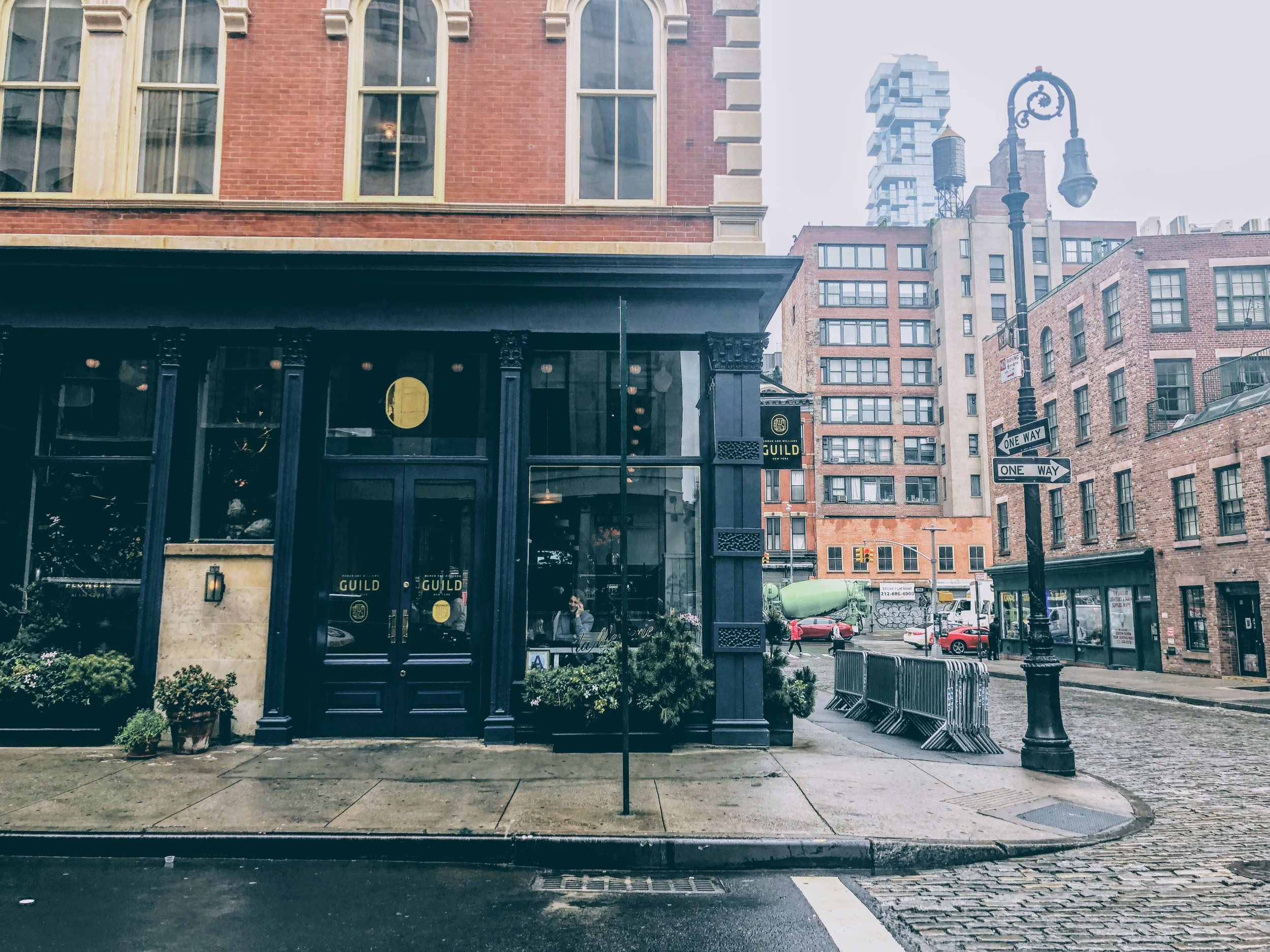 New York: Can't get enough of La Mercerie