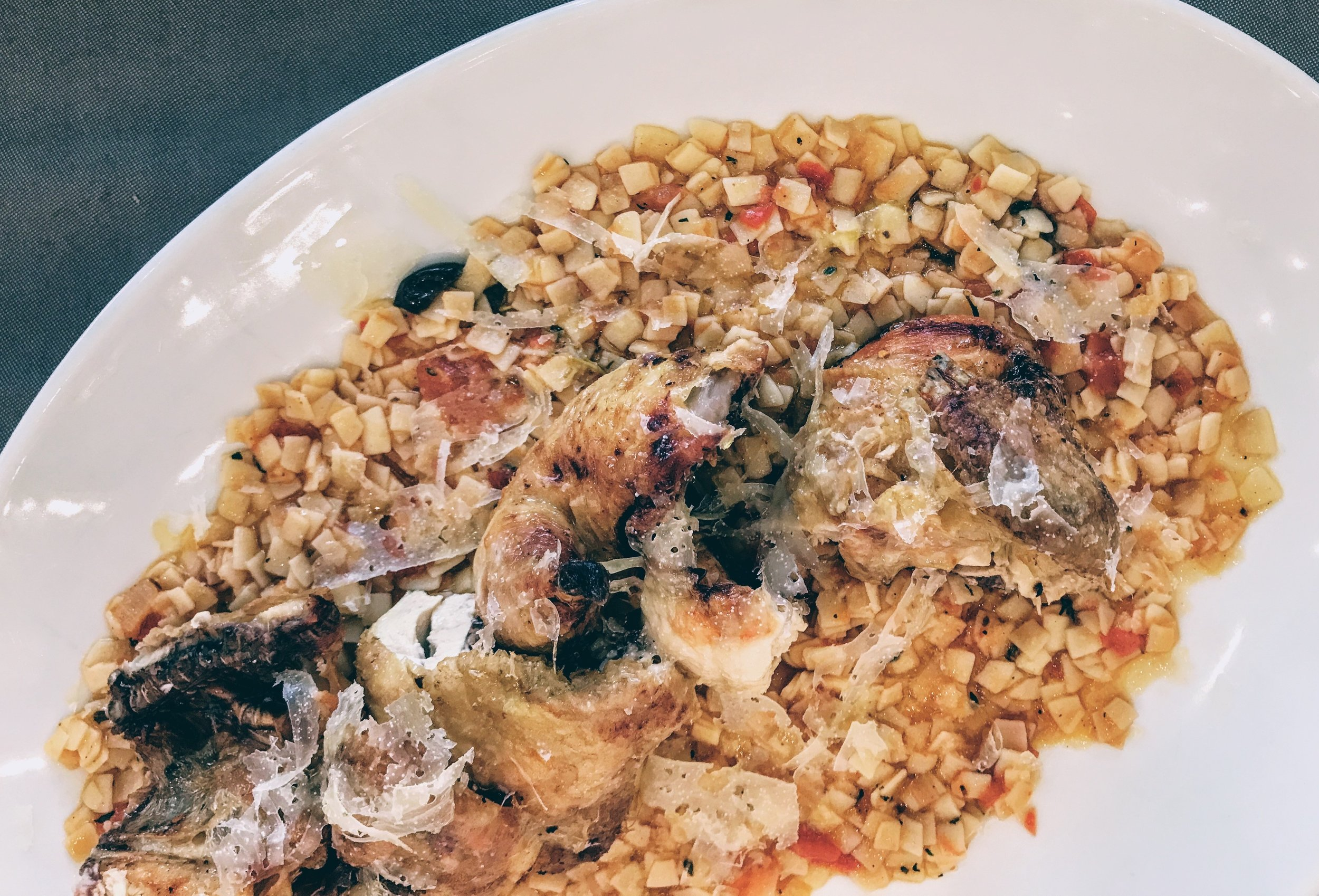 Athens: wise Greek cuisine at Cookoovaya