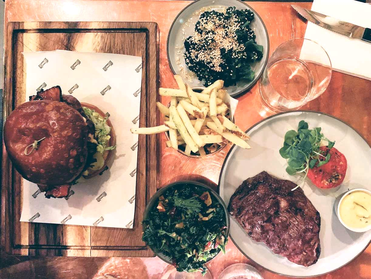 London: premium cuts and burgers at neighbourhood joint Boxcar