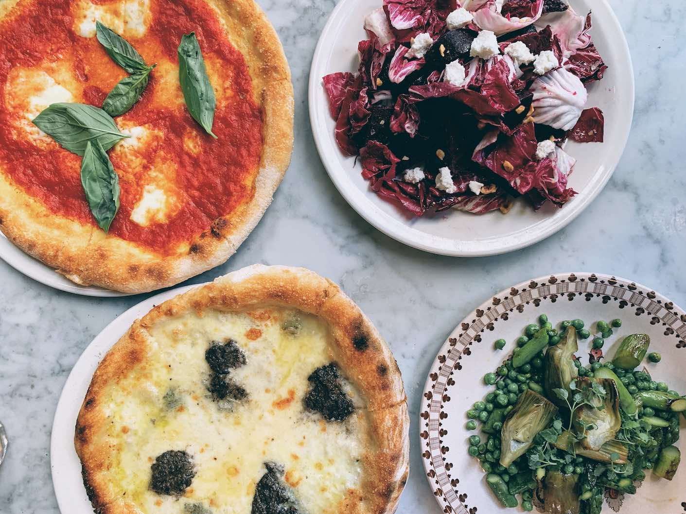 London: proper Italian crust and a cosy industrial vibe at Pizza East