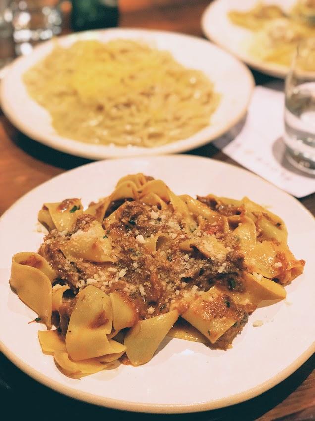 London: real Italian pasta in a neighbourhood joint at Flour & Grape