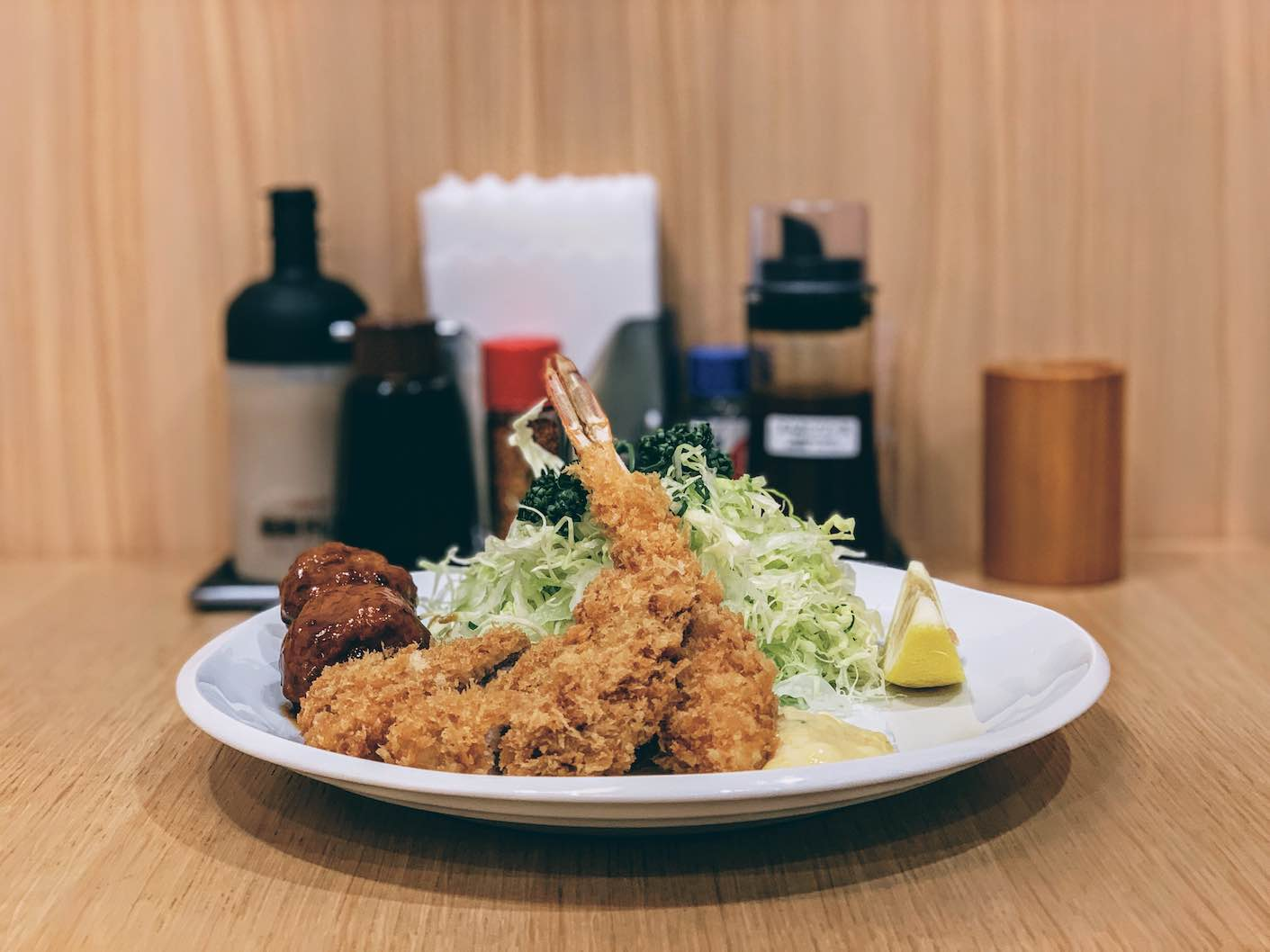 Tokyo: golden-fried tonkatsu perfection at Ginza Bairin