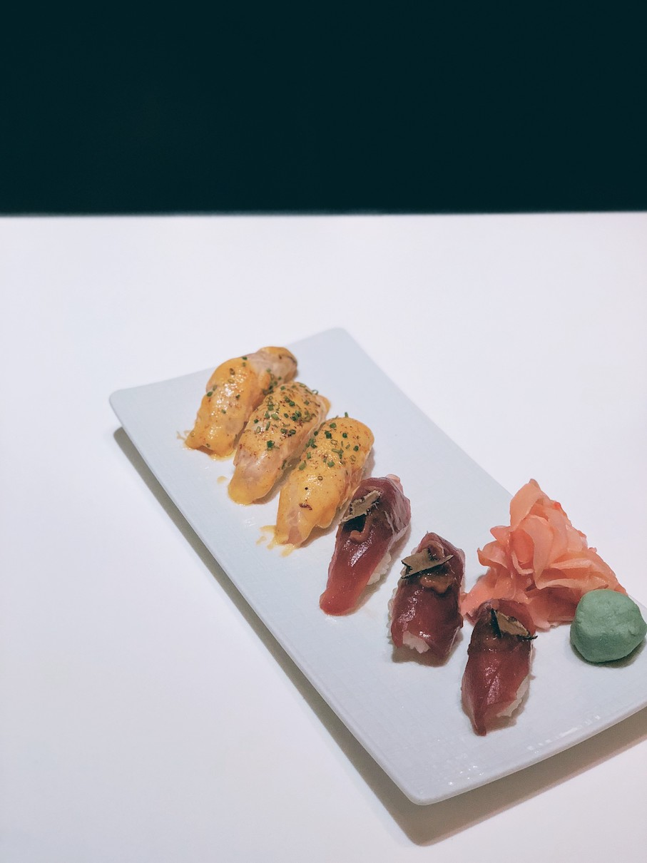 Athens: fine sushi dining at Kiku Private Club