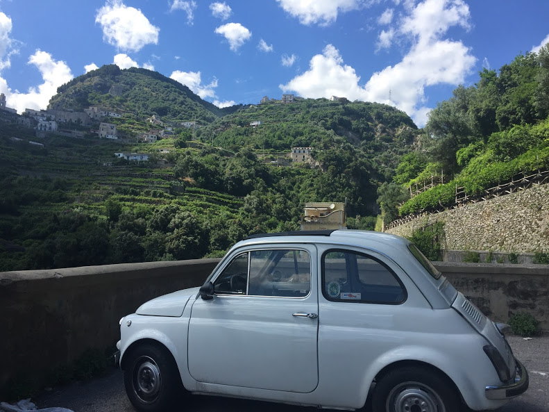 The Weekly Getaway: down the scenic route of the Amalfi coast