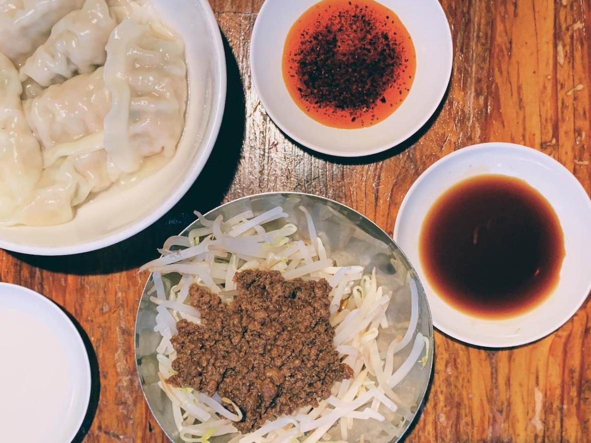 Tokyo: delicious dumplings and more at Harajuku Gyoza Lou