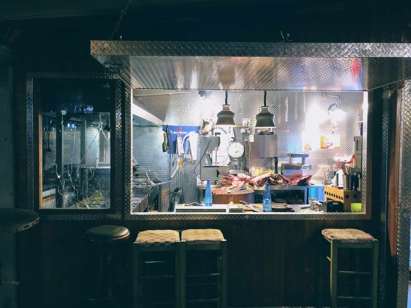 Athens: pure Greek meat and a casual taverna setting at Gidi