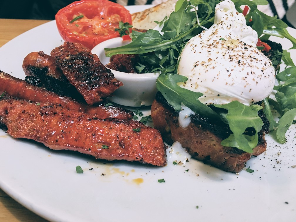 London: casual brunch and specialty coffee at Lantana Café Fitzrovia