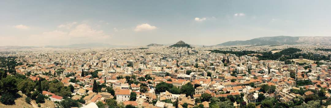 Athens: Summer In The City