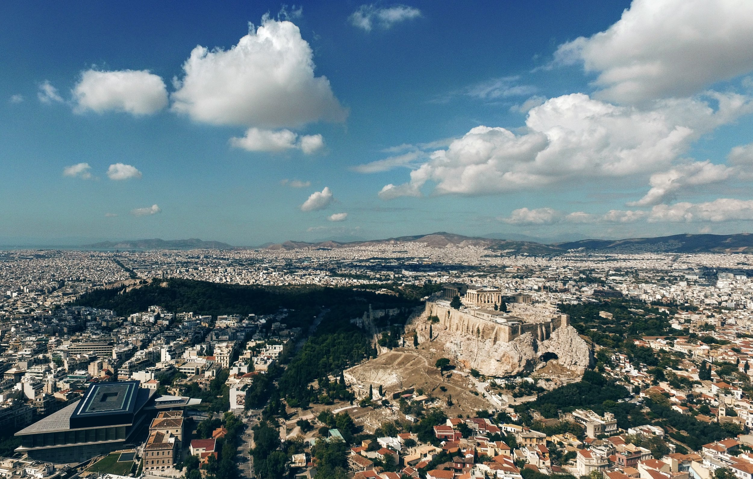 The Weekly Getaway: Athens turns from ancient and classic to modern and hip
