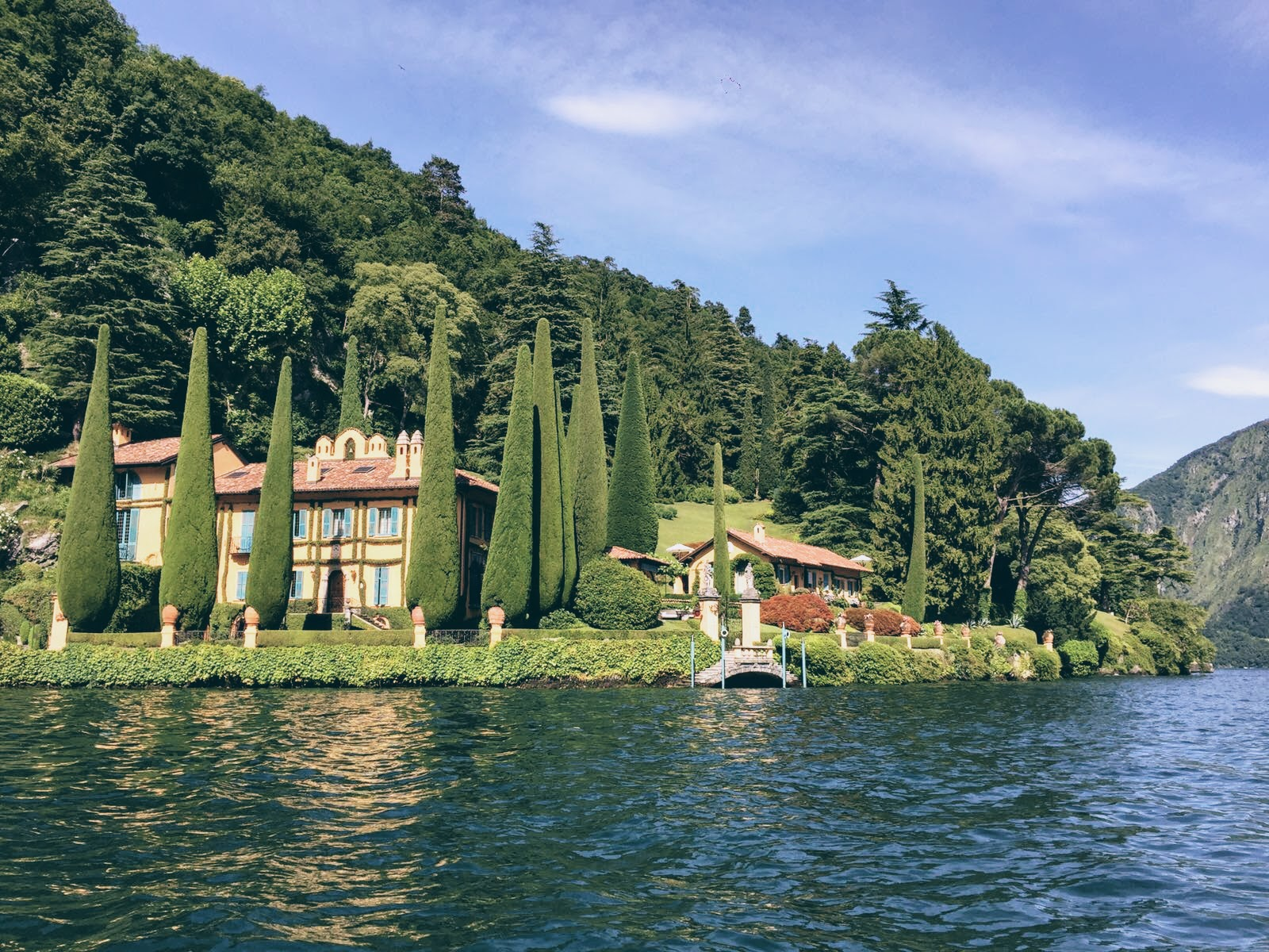 The Weekly Gateway: breath-taking views and timeless elegance in Lake Como