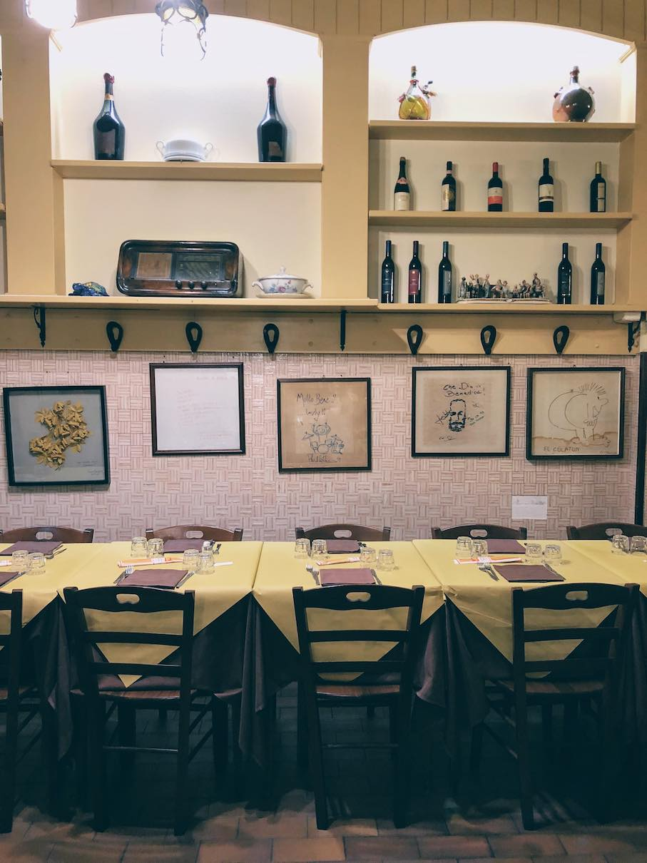 Milan: a little bit of Bologna at Trattoria Bolognese da Mauro