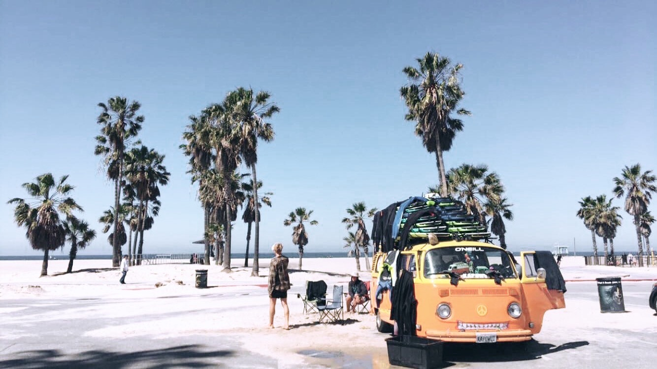 The Weekly Getaway: sea, sun and sand in the City of Los Angeles