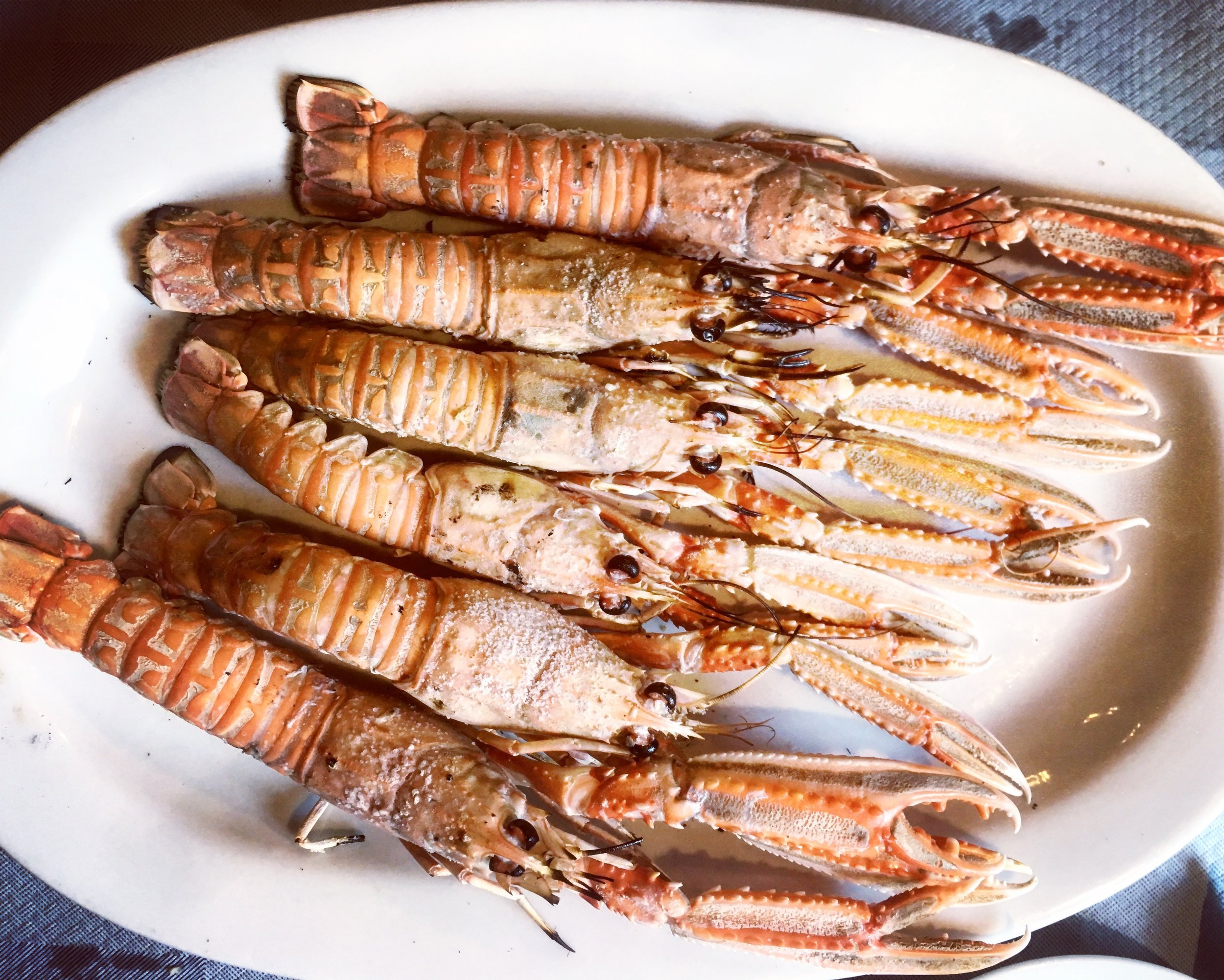 Athens: honest seafood at traditional tavern Paramalo